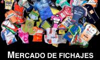 Mercado de Fichajes 2014/2015